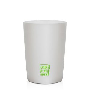 Green Cups Branco 320ml - Copo Eco Cana de Açúcar