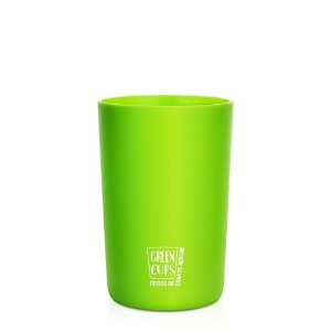 Green Cups Verde 200ml - Copo Eco Cana de Açúcar