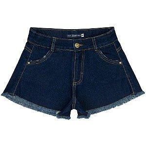 Shorts Juvenil Look Jeans Godê Jeans