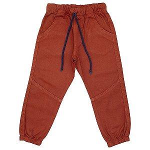 Calça Infantil Look Jeans Jogger Collor