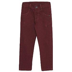 Calça Look Jeans Skinny