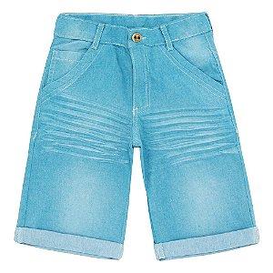 Bermuda Look Jeans Collor