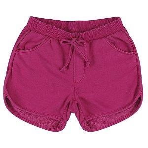 Shorts Look Jeans Moletom Collor