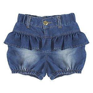 Shorts PopStar Bloomer Jeans