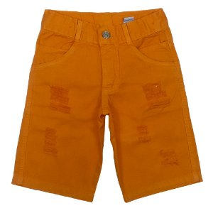 Bermuda Look Jeans Sarja