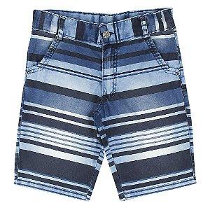 Bermuda Look Jeans Listrada Jeans