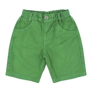 Shorts Look Jeans c/ Punho Collor