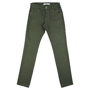 Calça Look Jeans Skinny Collor