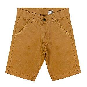 Bermuda Look Jeans Sarja Collor