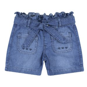 Shorts Look Jeans Clochard Jeans