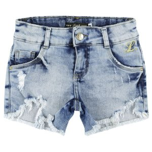 Shorts Look Jeans Destroyer Jeans