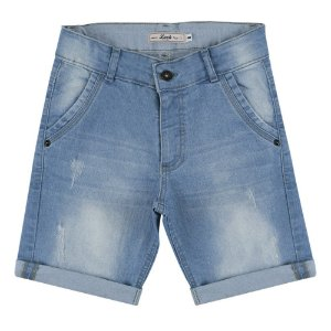 Bermuda Look Jeans Clear Jeans