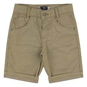 Shorts Look Jeans Tradicional Collor
