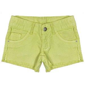 Shorts Look Jeans Sarja Verde