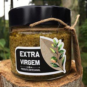 Tapenade de Azeitonas Verdes Extra Virgem