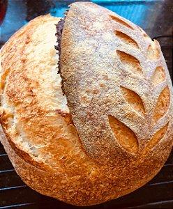 Pão Italiano Grande Fermentação Natural