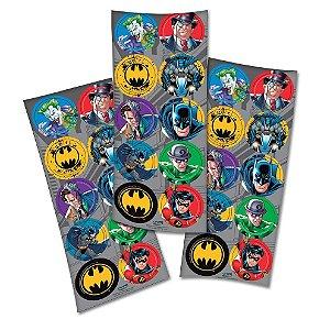 Adesivo Festcolor Redondo Batman