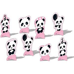 Decoração de mesa Festcolor Panda