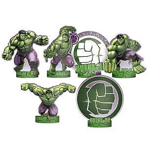 Decoração de mesa Regina Hulk