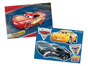 Kit Decorativo Regina Cars