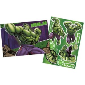 Kit Decorativo Regina Hulk