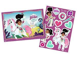 Kit Decorativa Regina Princesa Nella