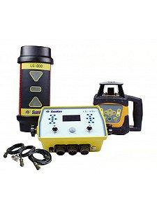 Kit Transmissor, Receptor, Caixa de Controle SunNav c/ Cabos
