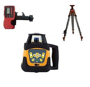 Kit Nível Laser Rotativo SunNav TC808