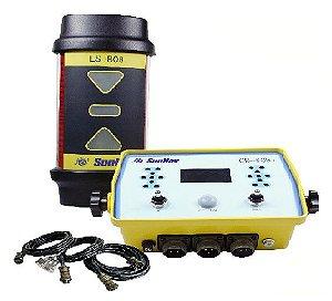 Kit Receptor, Caixa de Controle SunNav c/ Cabos