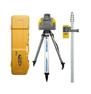 Kit Nível Laser Rotativo Spectra Precision Ll100 Autonivelan