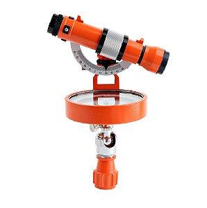 Bússola de Precisão Óptica DQL-12Z com Tripé de Madeira