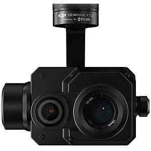 Câmera DJI Zenmuse XT2 Térmica Inspeção para Drone Matrice