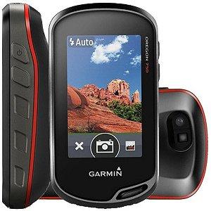 Gps Garmin Oregon 750 Esportivo Portátil Autom Câmera 8MP NF