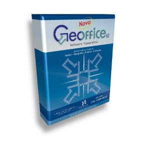 Software GeoOffice Módulo Topografia + SIGEF Georreferenciamento INCRA