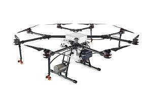 Drone DJI AGRAS MG-1P com kit de pulverização