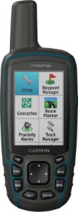 GPS Garmin Map 64X