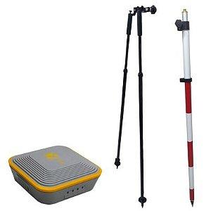 GPS SOUTH S660P GLONASS PP + Bipé + Bastão