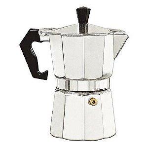 Cafeteira Italiana em Alumínio Especial Para Café Com Capacidade de 450ml