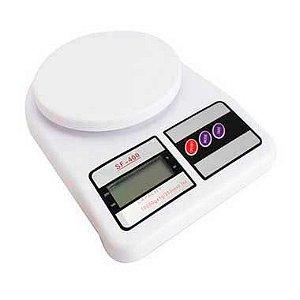 Balança Digital Cozinha Alta Precisão Até 10kg 2 Pilhas