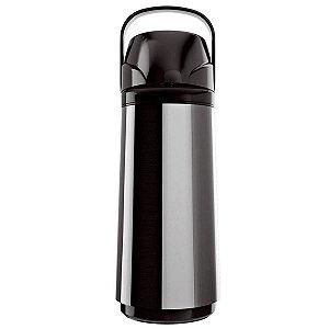 Garrafa Térmica Inox 1,8 Litros Invicta Air Pot Inox Slim