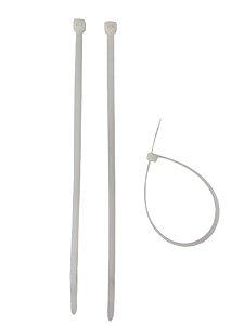 Abraçadeiras De Nylon 3,6 X 200 Mm - C/ 100un