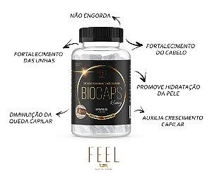 Biocaps Tratamento Capilar