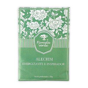 Sachê Perfumado - Alecrim 25g
