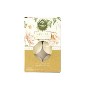 Velas Aromatizadas - Vanilla - Caixa com 6