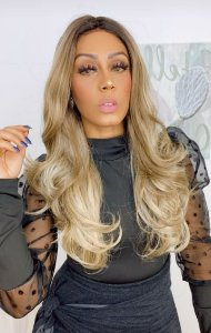 LACE FRONT REBECA LOIRA