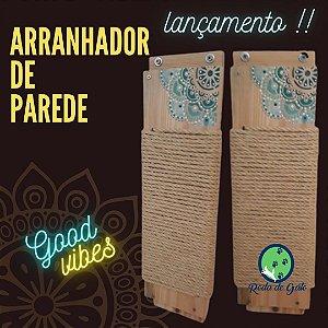 ARRANHADOR DE PAREDE