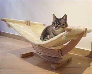 Rede de Descanso para Gatos