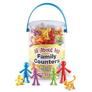 Conhecendo a família - All About Me