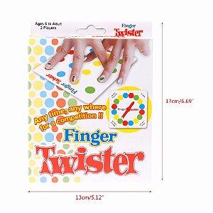 Jogo Finger Twister