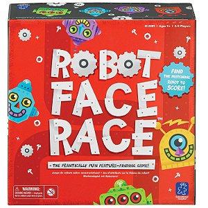 Jogo Robot Face